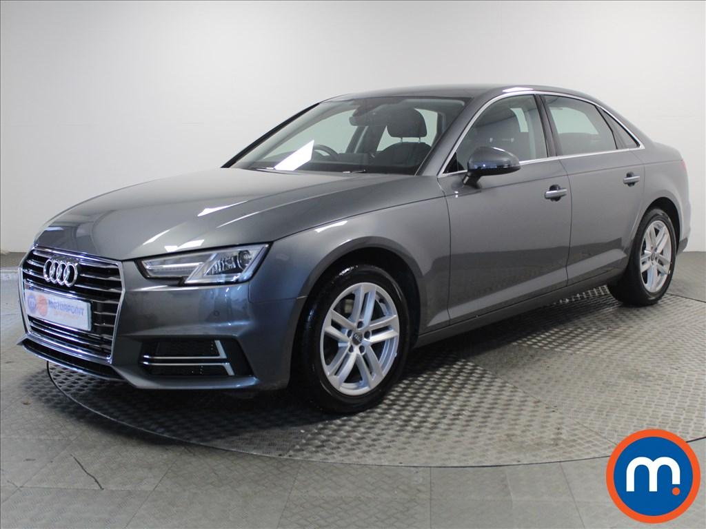 Audi A4 SE - Stock Number 1058334 Passenger side front corner