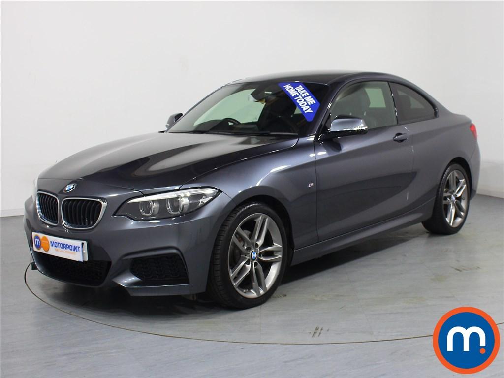 BMW 2 Series M Sport - Stock Number 1064017 Passenger side front corner
