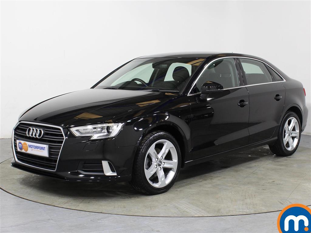 Audi A3 Sport - Stock Number 1061390 Passenger side front corner
