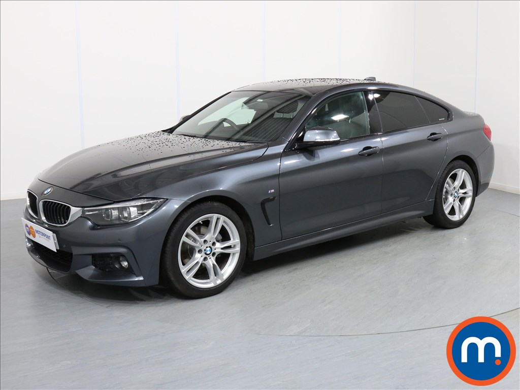 BMW 4 Series M Sport - Stock Number 1057360 Passenger side front corner