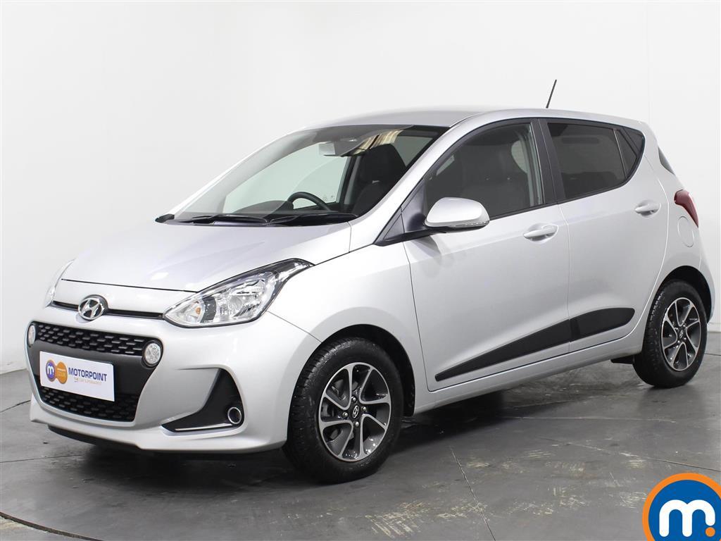 Hyundai I10 Premium - Stock Number 1065939 Passenger side front corner