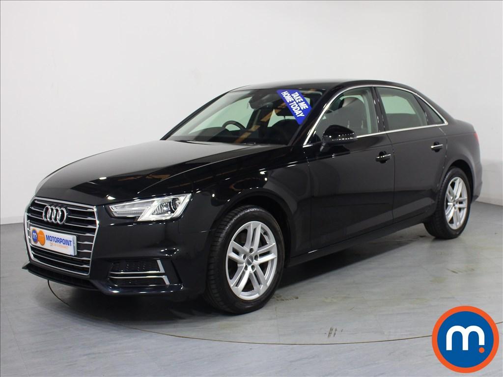 Audi A4 SE - Stock Number 1056549 Passenger side front corner