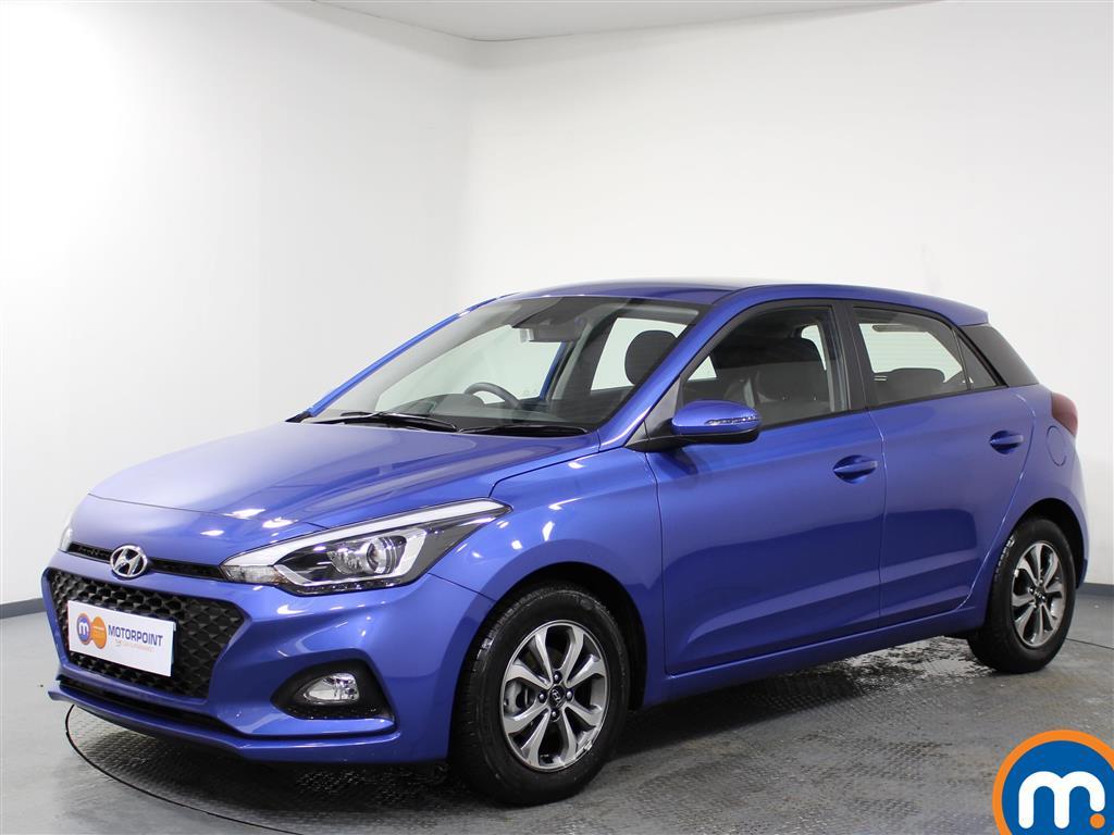 Hyundai I20 SE - Stock Number 1059398 Passenger side front corner