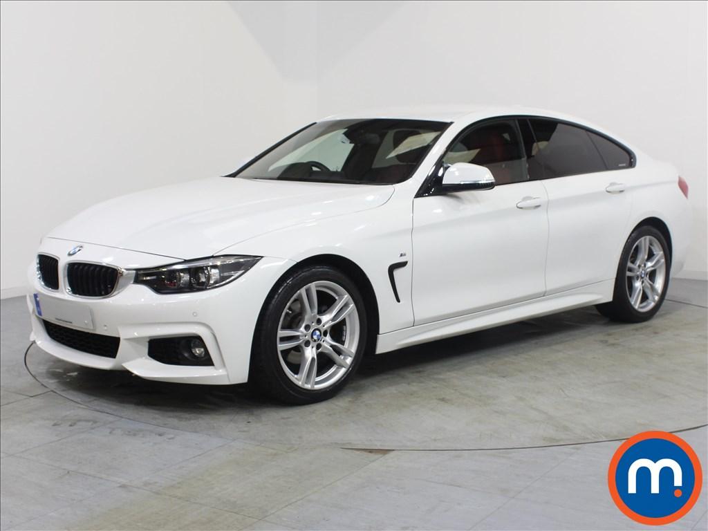 BMW 4 Series M Sport - Stock Number 1065769 Passenger side front corner