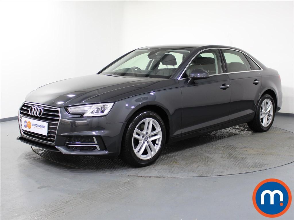 Audi A4 SE - Stock Number 1061449 Passenger side front corner