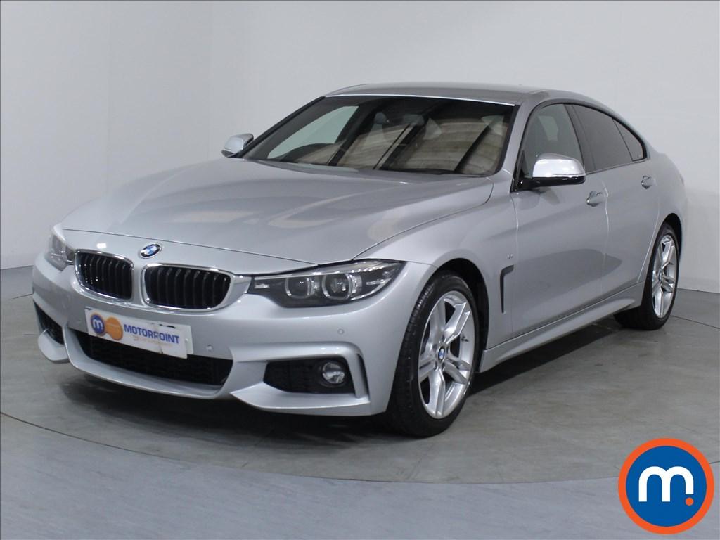 BMW 4 Series M Sport - Stock Number 1065768 Passenger side front corner