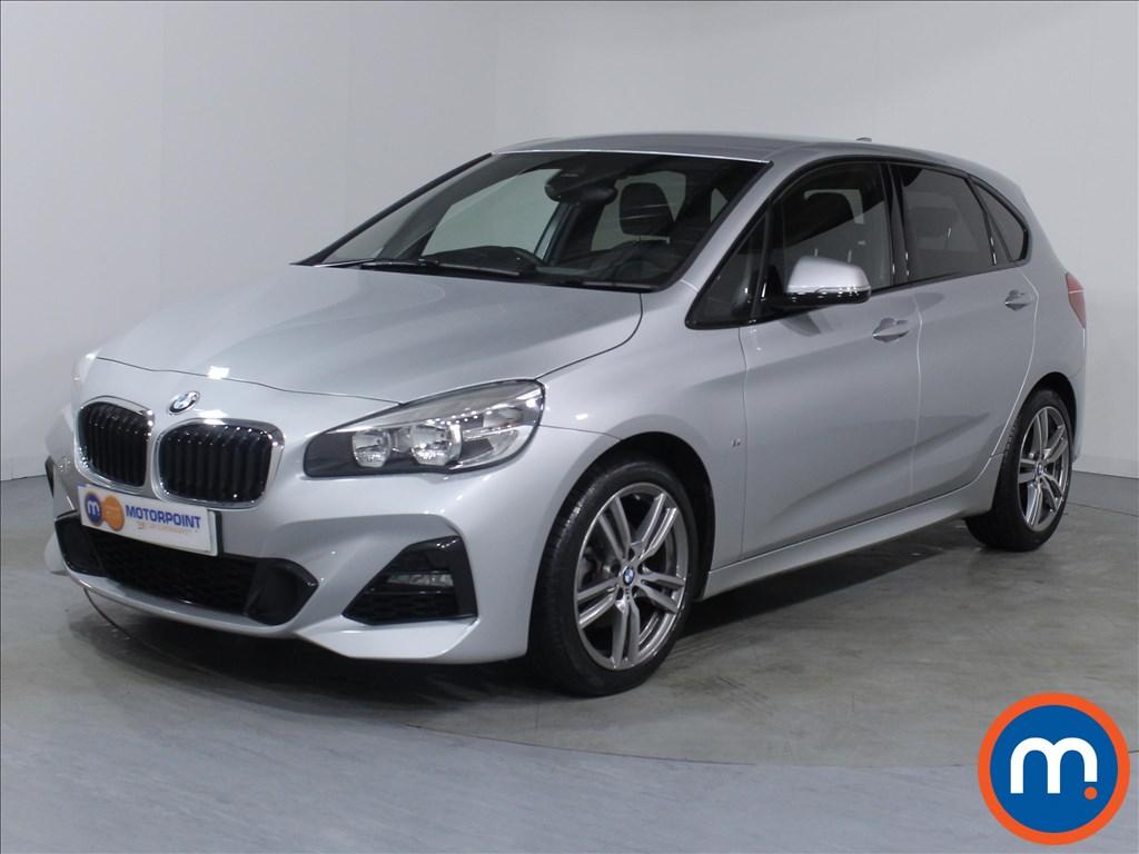 BMW 2 Series M Sport - Stock Number 1058577 Passenger side front corner
