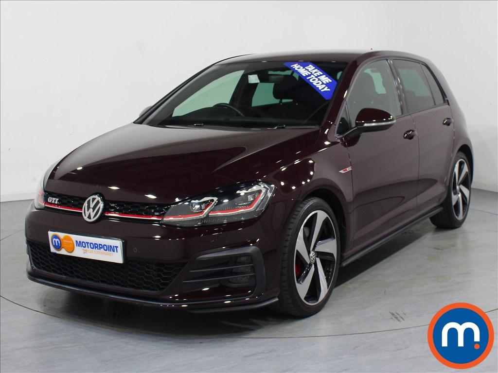 Volkswagen Golf GTI - Stock Number 1062896 Passenger side front corner