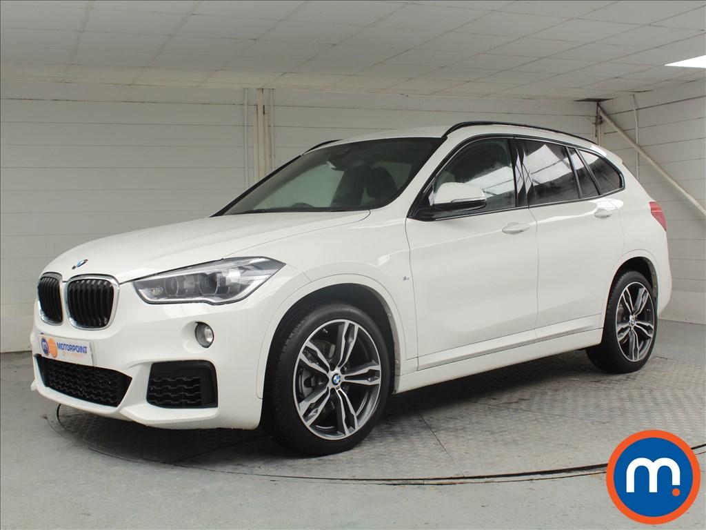 BMW X1 M Sport - Stock Number 1061401 Passenger side front corner