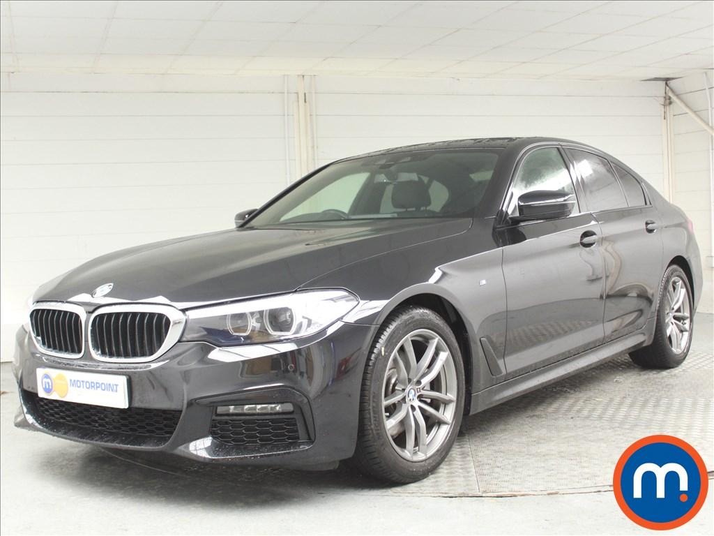 BMW 5 Series M Sport - Stock Number 1056496 Passenger side front corner