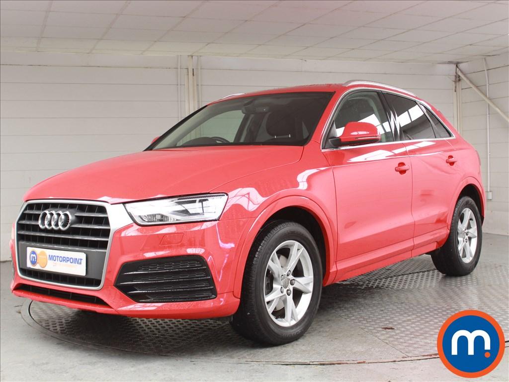 Audi Q3 Sport - Stock Number 1065654 Passenger side front corner