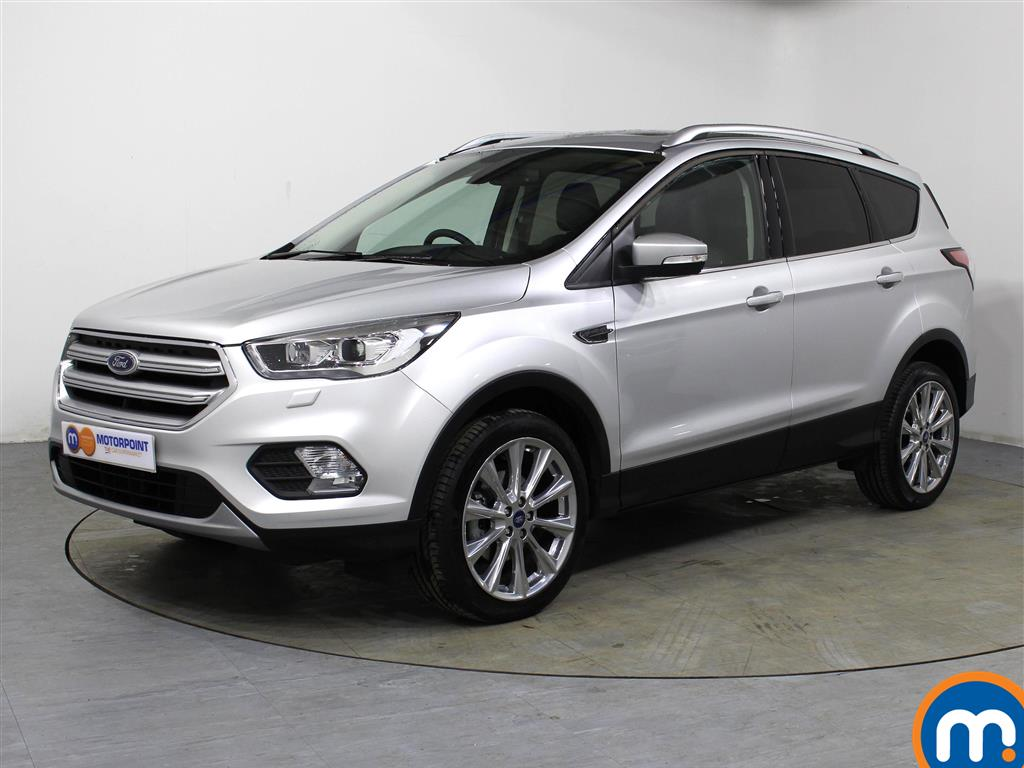 Ford Kuga Titanium X Edition - Stock Number 1057342 Passenger side front corner