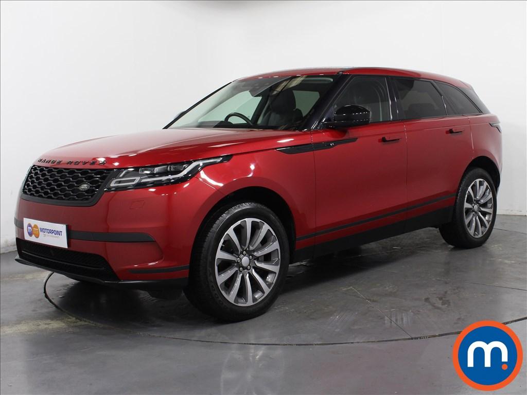 Land Rover Range Rover Velar S - Stock Number 1062229 Passenger side front corner
