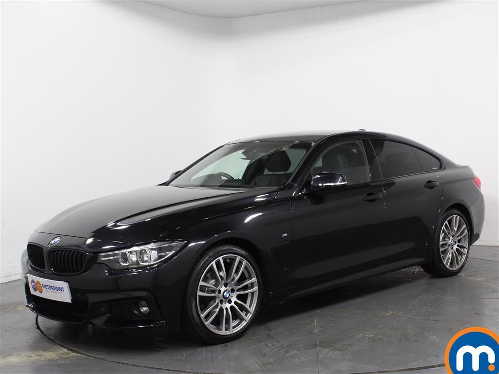 BMW 4 Series M Sport - Stock Number 1053989 Passenger side front corner