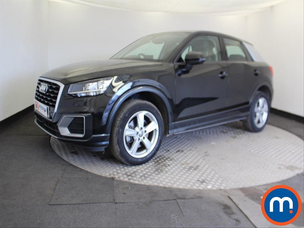 Audi Q2 Sport - Stock Number 1063750 Passenger side front corner