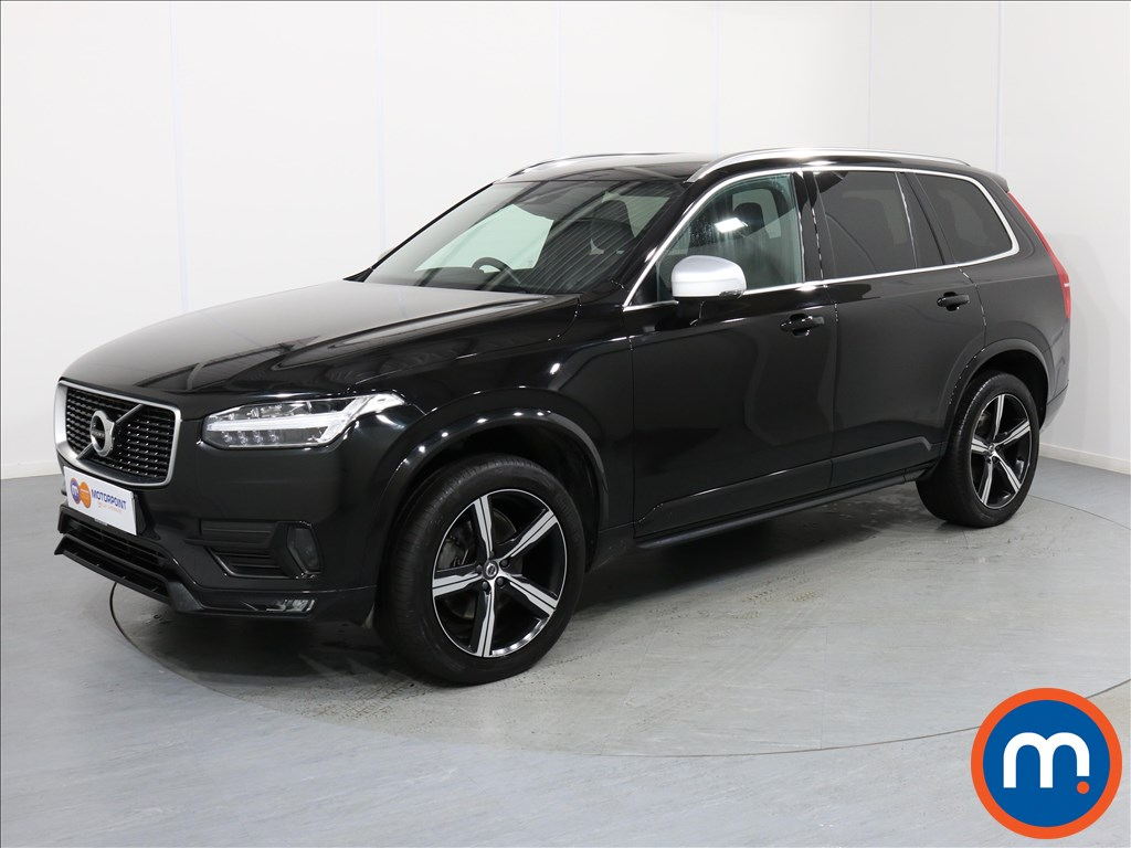 Volvo Xc90 R DESIGN - Stock Number 1063390 Passenger side front corner