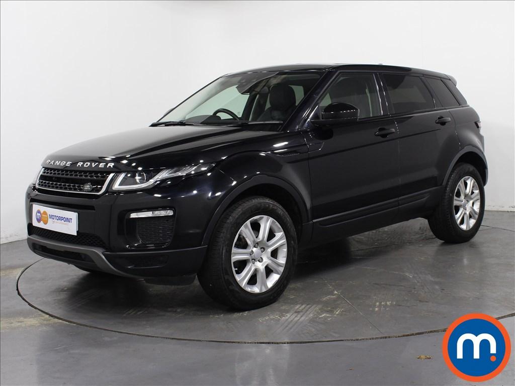 Land Rover Range Rover Evoque SE Tech - Stock Number 1062290 Passenger side front corner