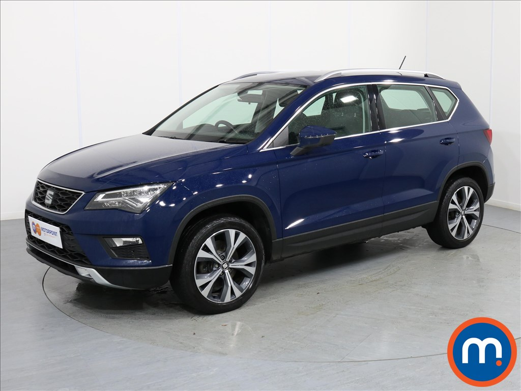 Seat Ateca SE Technology - Stock Number 1063713 Passenger side front corner