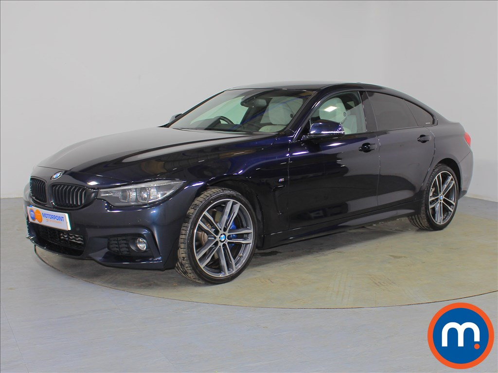 BMW 4 Series M Sport - Stock Number 1062955 Passenger side front corner