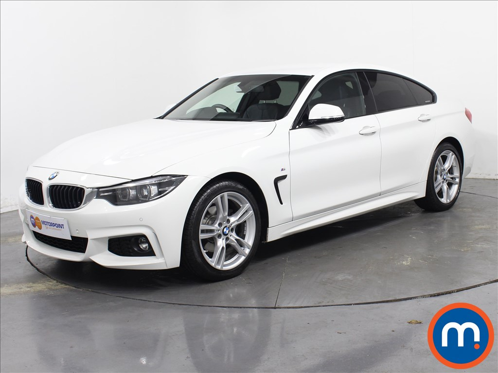 BMW 4 Series M Sport - Stock Number 1065776 Passenger side front corner