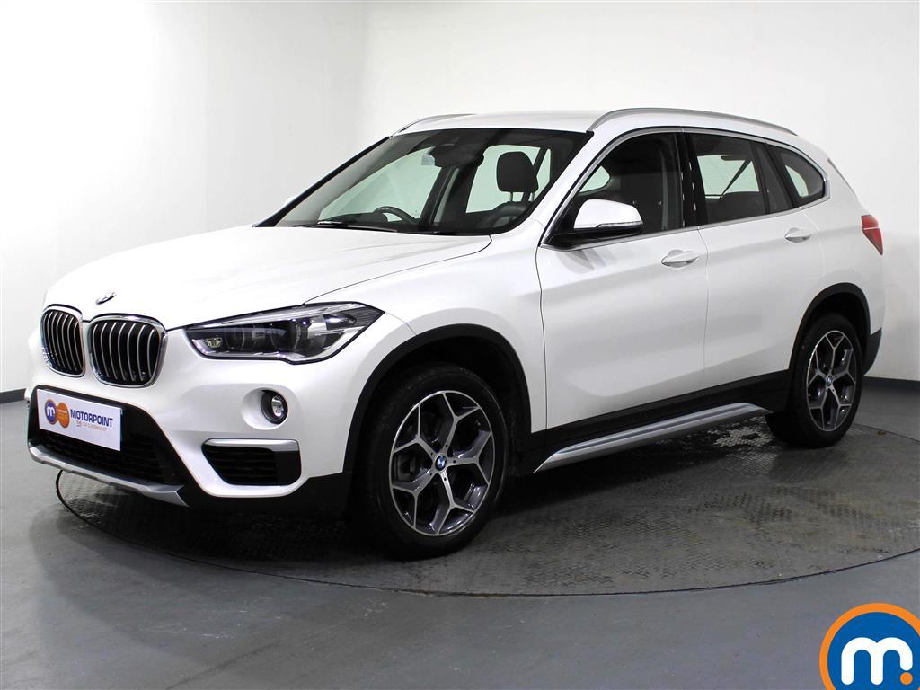 BMW X1 xLine - Stock Number 1065648 Passenger side front corner