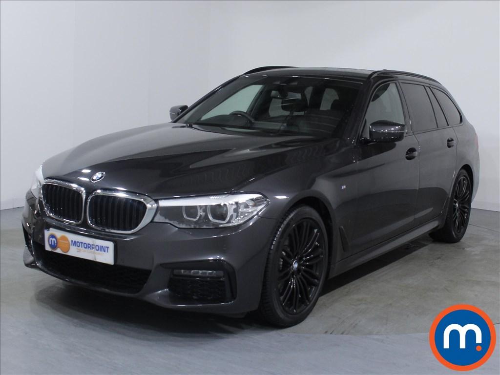 BMW 5 Series M Sport - Stock Number 1061368 Passenger side front corner