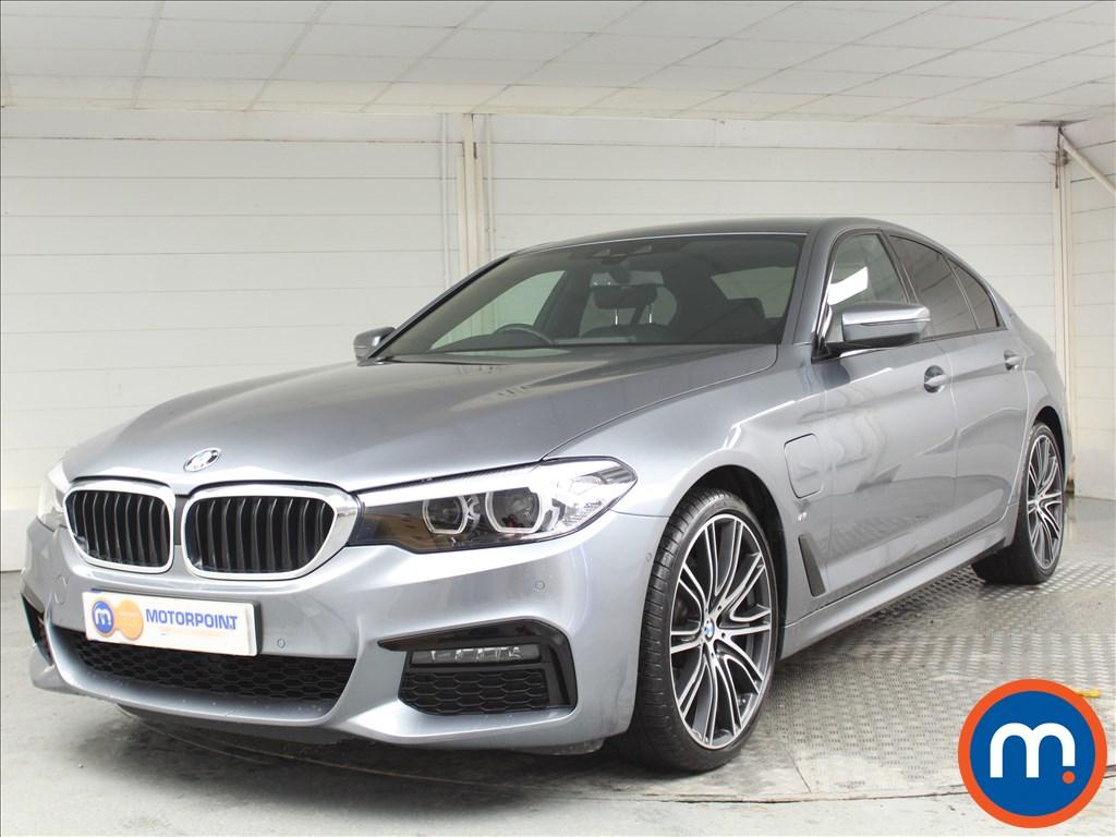 BMW 5 Series M Sport - Stock Number 1059456 Passenger side front corner