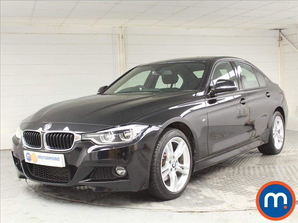 BMW 3 Series M Sport - Stock Number 1063697 Passenger side front corner