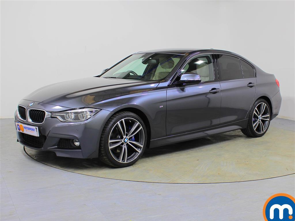 BMW 3 Series M Sport - Stock Number 1061268 Passenger side front corner