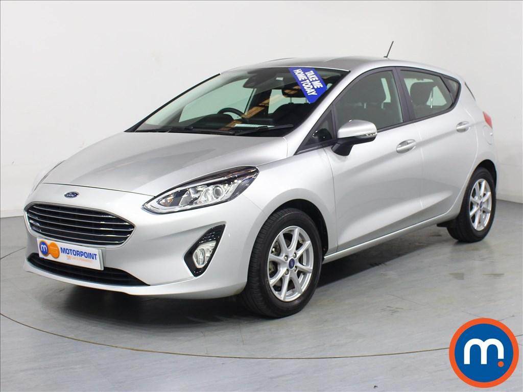 Ford Fiesta Zetec - Stock Number 1065499 Passenger side front corner
