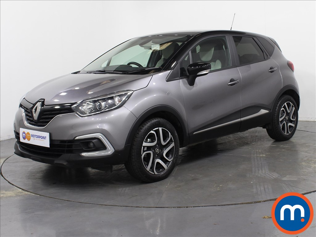 Renault Captur Iconic - Stock Number 1061170 Passenger side front corner