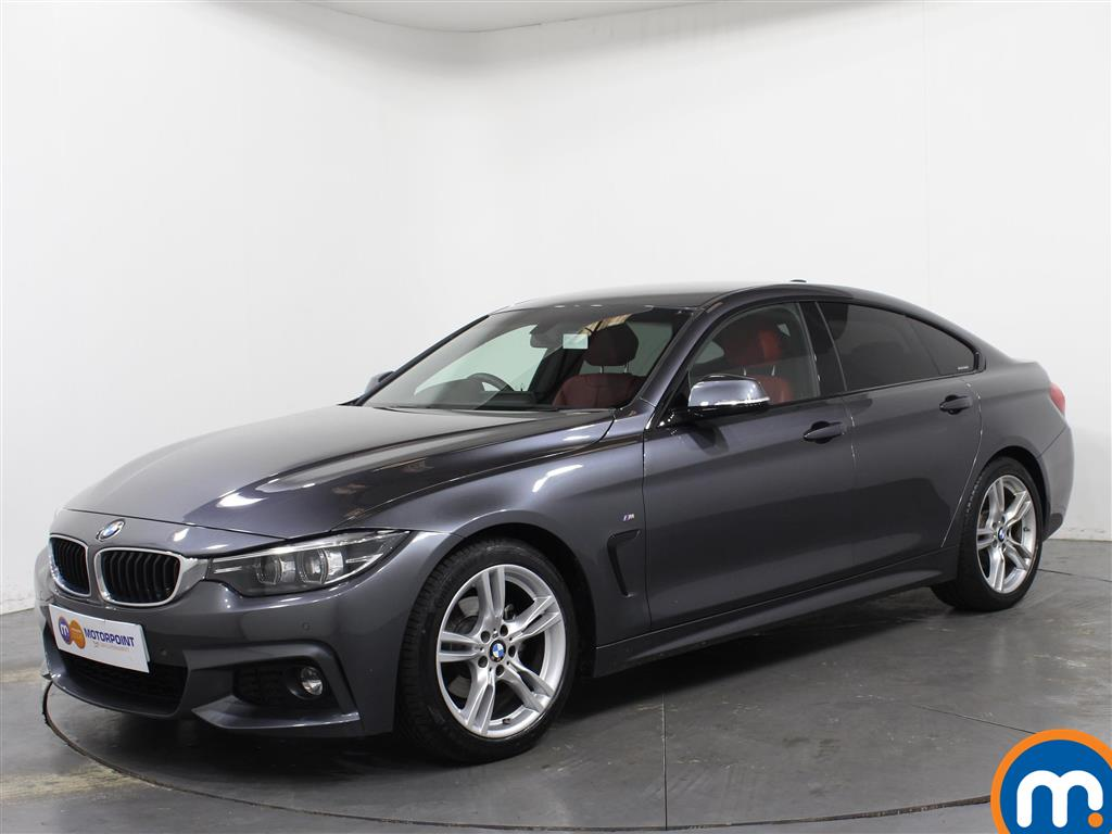 BMW 4 Series M Sport - Stock Number 1065777 Passenger side front corner