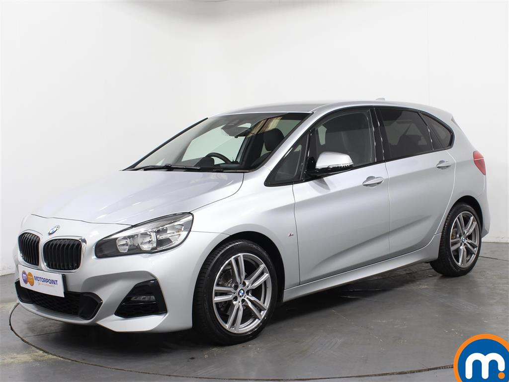 BMW 2 Series M Sport - Stock Number 1064770 Passenger side front corner