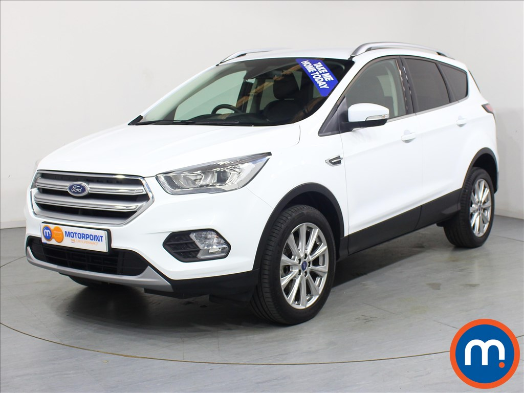 Ford Kuga Titanium Edition - Stock Number 1065550 Passenger side front corner