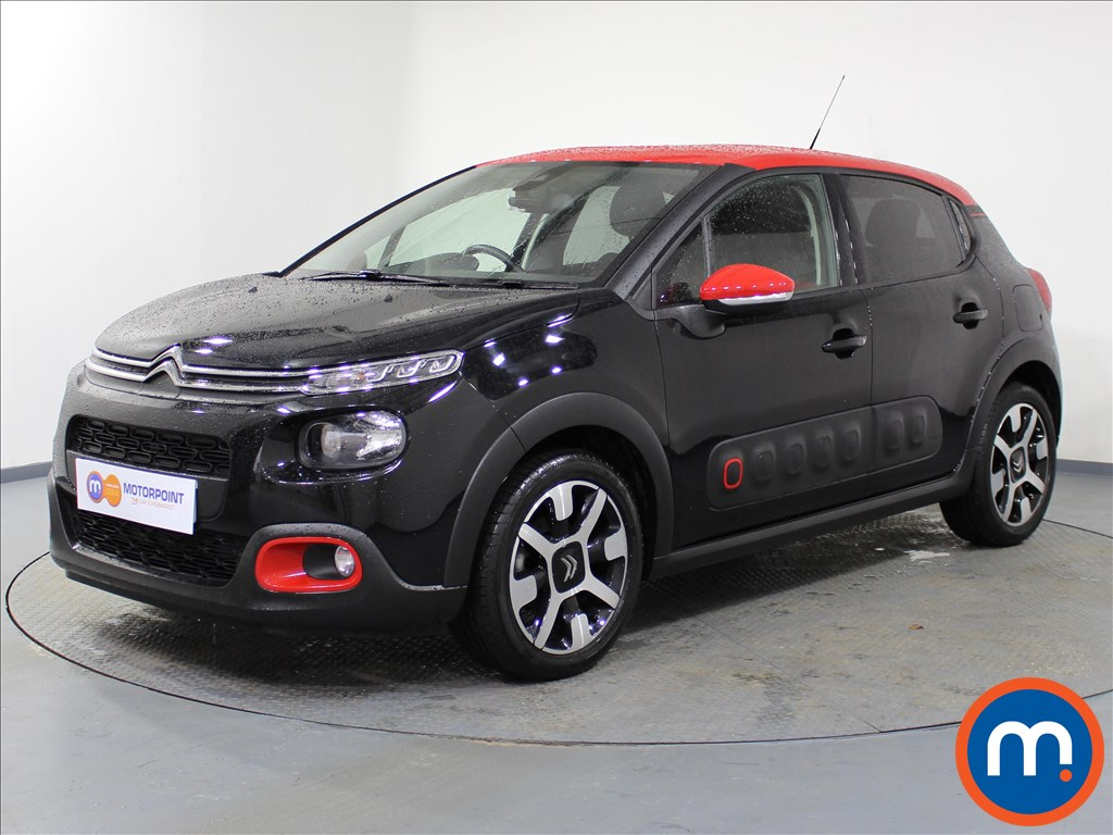 Citroen C3 Flair Nav Edition - Stock Number 1063112 Passenger side front corner
