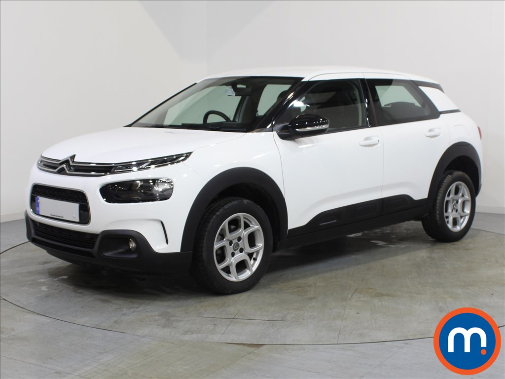 Citroen C4 Cactus Feel - Stock Number 1061628 Passenger side front corner