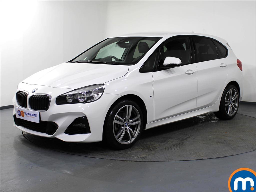 BMW 2 Series M Sport - Stock Number 1064753 Passenger side front corner