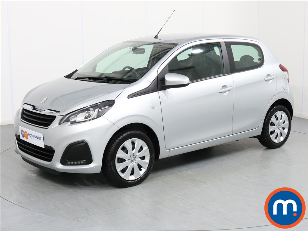 Peugeot 108 Active - Stock Number 1063205 Passenger side front corner