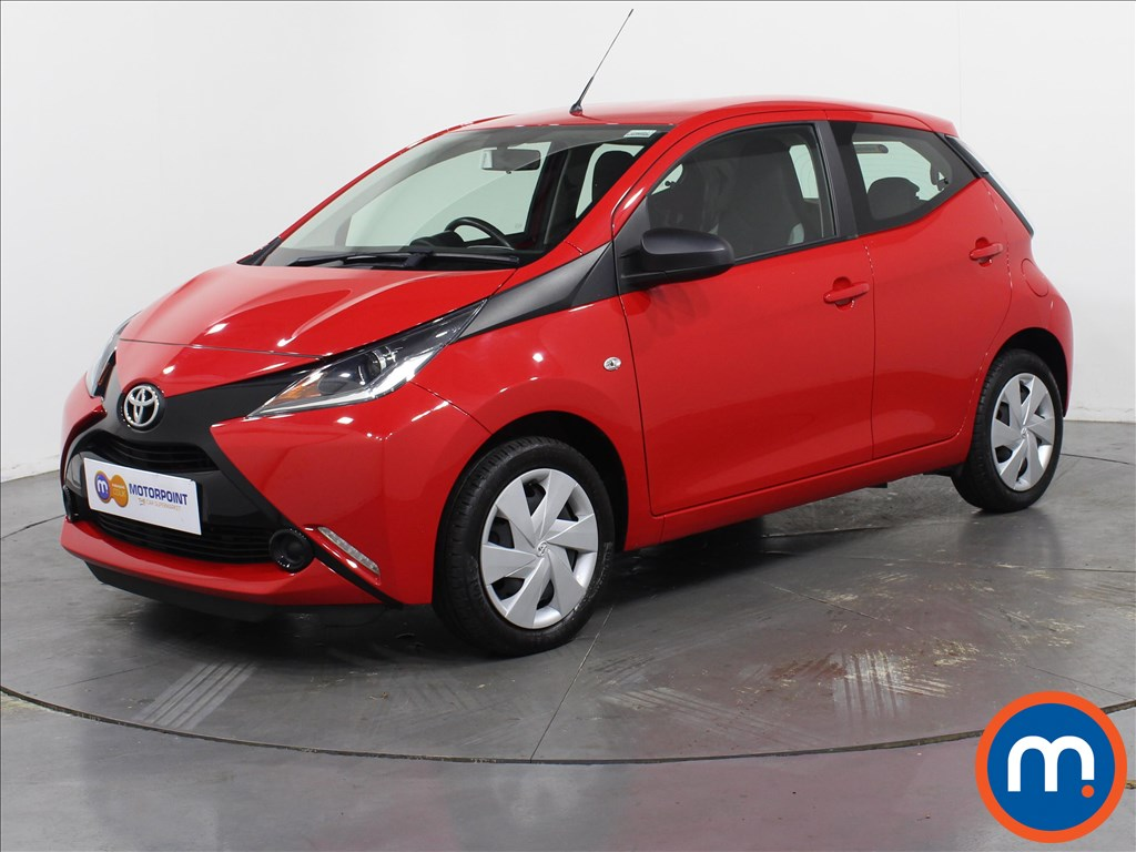 Toyota Aygo X-Play - Stock Number 1063718 Passenger side front corner