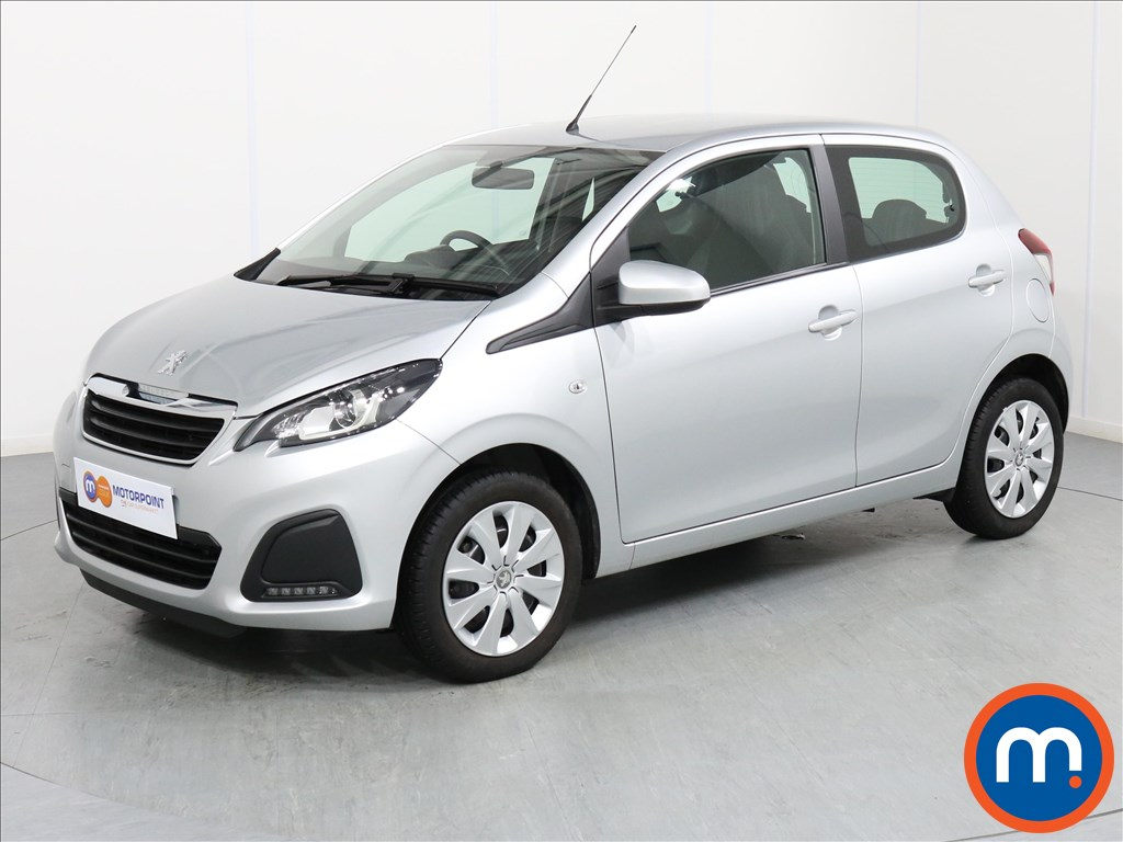 Peugeot 108 Active - Stock Number 1063207 Passenger side front corner