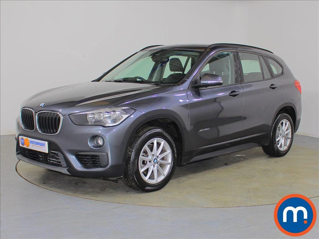 BMW X1 SE - Stock Number 1063223 Passenger side front corner