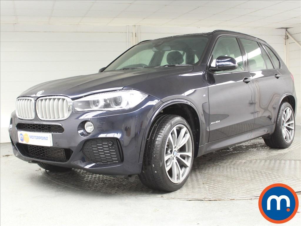 BMW X5 M Sport - Stock Number 1044635 Passenger side front corner