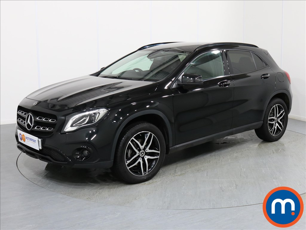 Mercedes-Benz Gla Class Urban Edition - Stock Number 1065652 Passenger side front corner