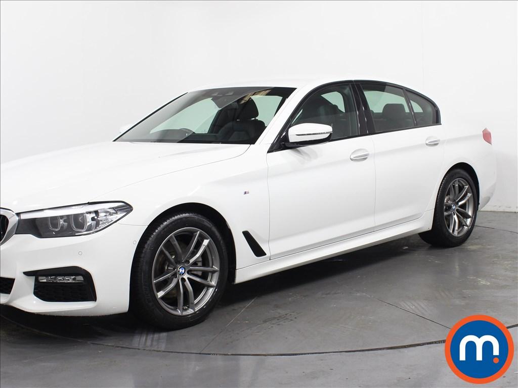BMW 5 Series M Sport - Stock Number 1064029 Passenger side front corner