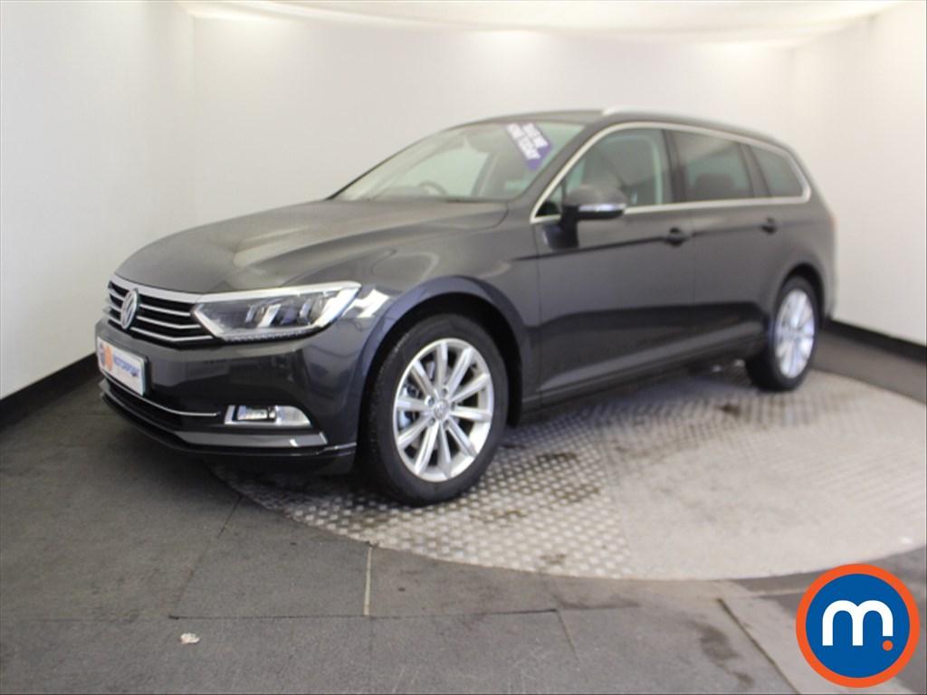 Volkswagen Passat SE Business - Stock Number 1060010 Passenger side front corner