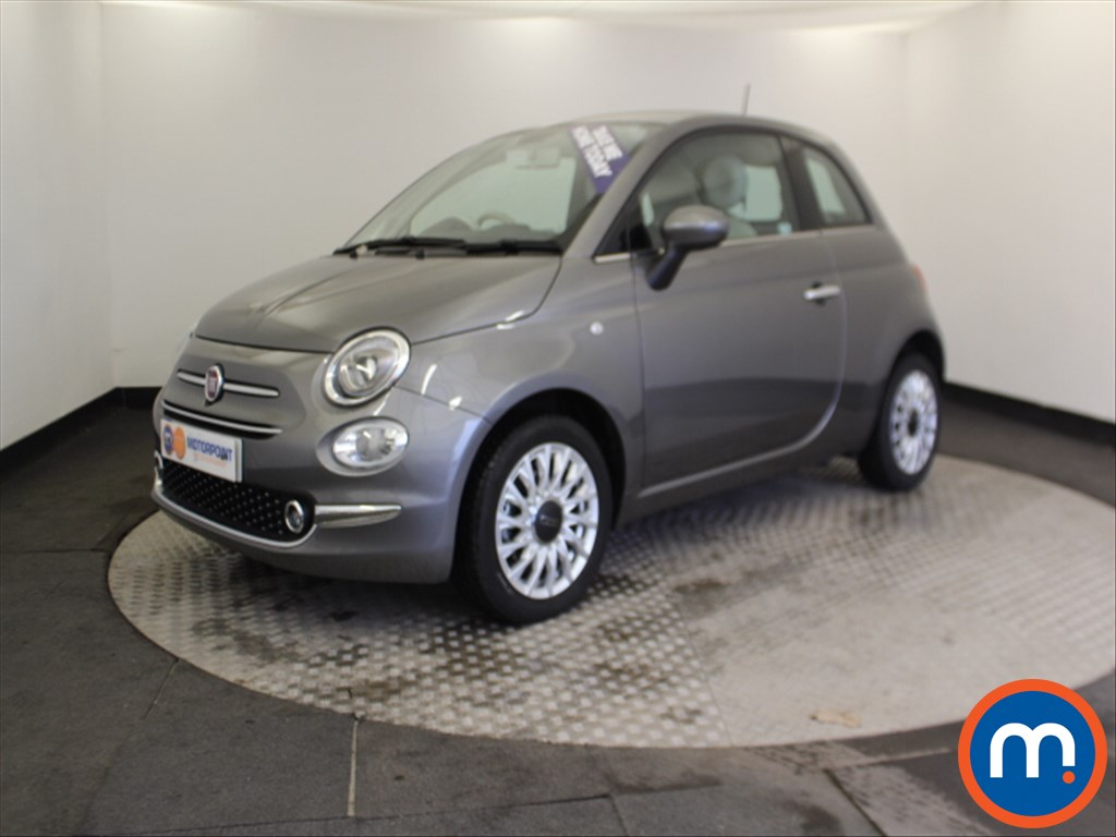 Fiat 500 Lounge - Stock Number 1065605 Passenger side front corner