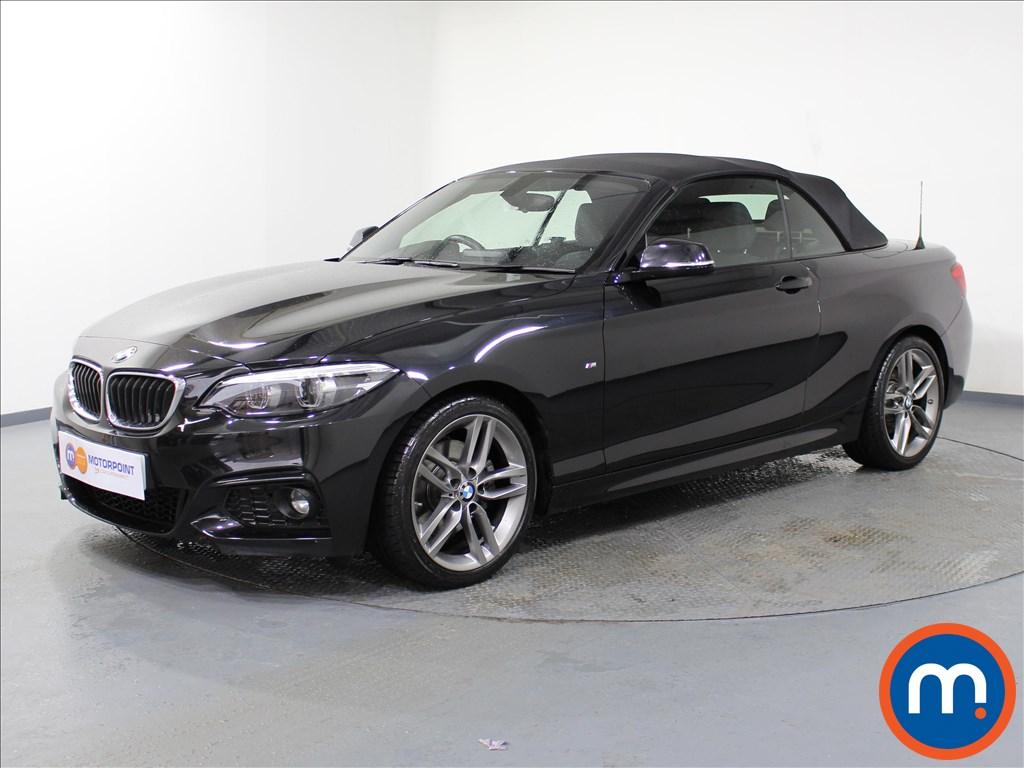 BMW 2 Series M Sport - Stock Number 1064825 Passenger side front corner