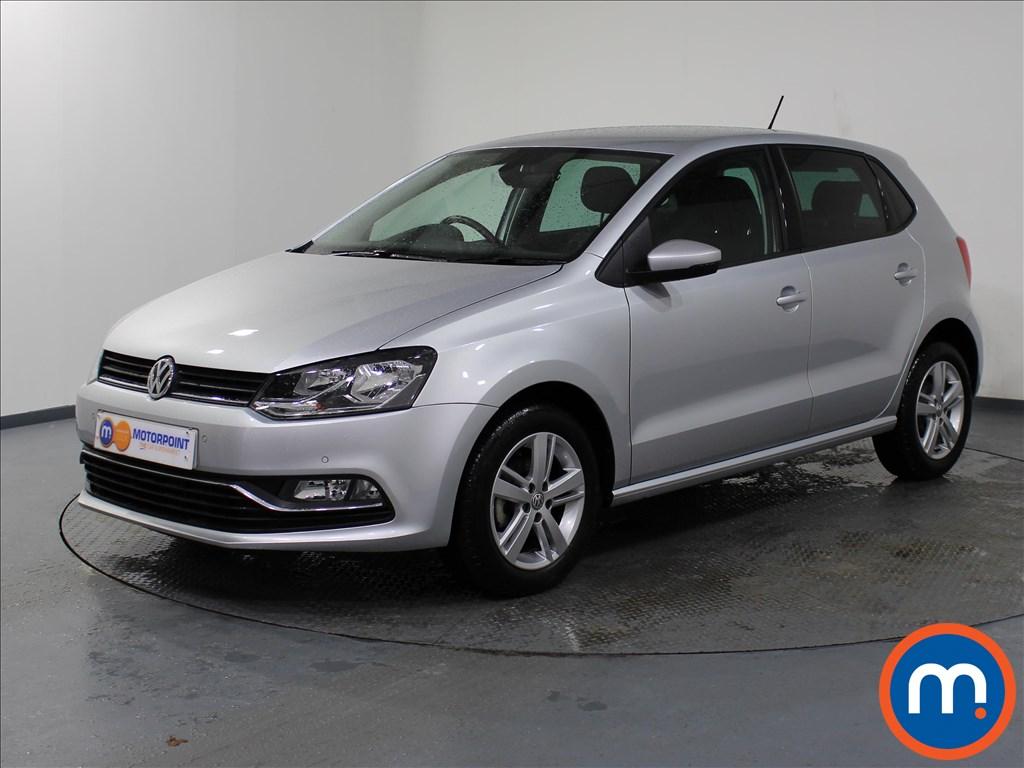 Volkswagen Polo Match Edition - Stock Number 1065791 Passenger side front corner