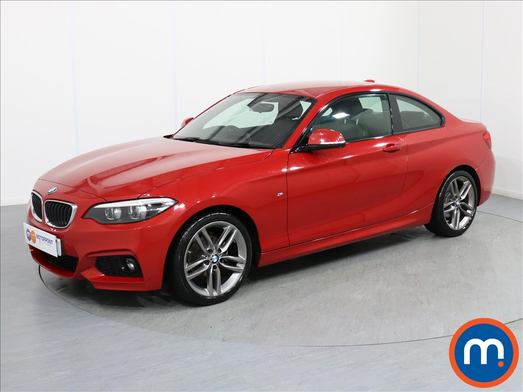 BMW 2 Series M Sport - Stock Number 1067077 Passenger side front corner
