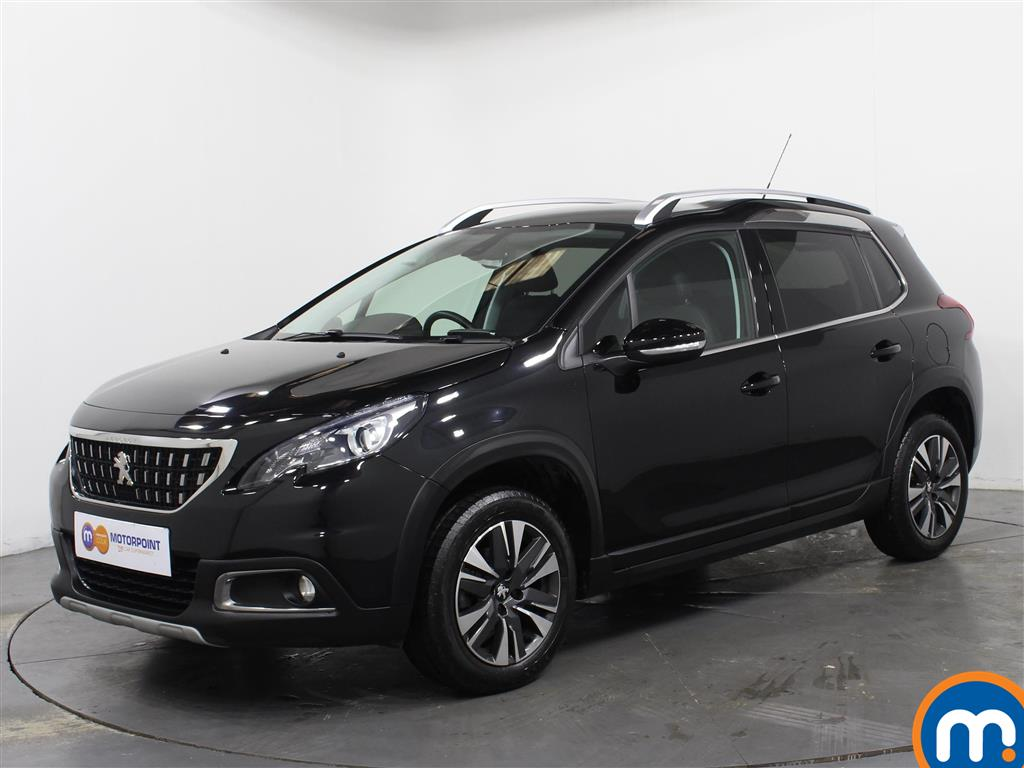 Peugeot 2008 Allure - Stock Number 1066282 Passenger side front corner
